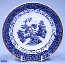 Blue Willow Pattern Magnificent Decoration
