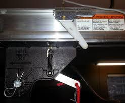 genie garage door openers w external limit switches