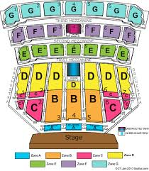 Radio City Music Hall Seating Chart View Interactive Www