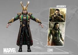 Force Character Design Greg Luzniak Marvel Strike Force Character Concept