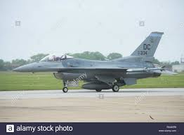 A DC Air National Guard F-16 Fighting ...