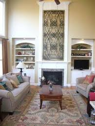 Tall Fireplace MantleTall Fireplace