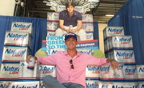 Natty Light Visor Inside The Natty Shack Augustas College Football Style