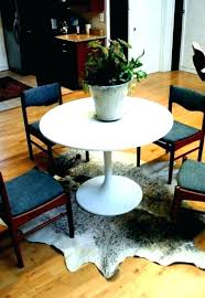 rug size for round dining room table rug size for dining room table round dining table rug size