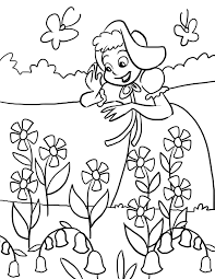 Learn basic shapes/shapes colouring pages for kids/kids learning basic shapes with nursery rhymes. Free Printable Nursery Rhymes Coloring Pages For Kids