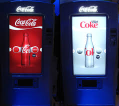 Coca Cola Touch Screen Vending Machine Inspiration Touchscreen Coke Machine HandsOn TechEBlog