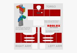 How To Make Good Roblox Shirts Transparent Templates Clothing Roblox Roblox Shirt