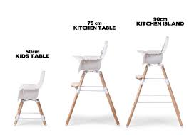 High chairs for kitchen island Elegant Nourishedsoulco Evolu Highchair Six Years Of Designer Multifunctionality In One Chair