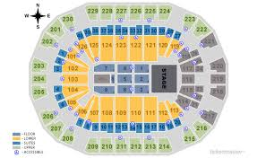 Save Mart Center Fresno Tickets Schedule Seating Chart