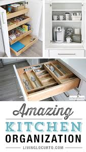 The Most Amazing Kitchen Cabinet Organization Ideas Best Kitchen Organization Ideas