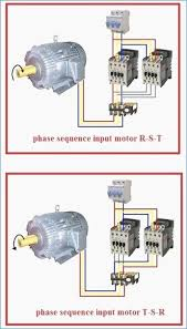 reversing contactor wiring diagram single phase motor contactor contactor wiring diagram single phase at Contactor Wiring Diagram Single Phase