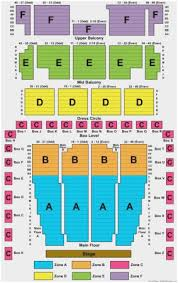 Dte Energy Music Theatre Seating Chart Arena Theatre Seating