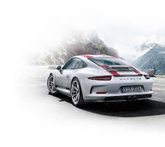 of Purity. The new 911 R.   Porsche Canada