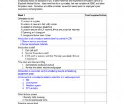 customer orientation examples customer orientation checklist examples training check list for new