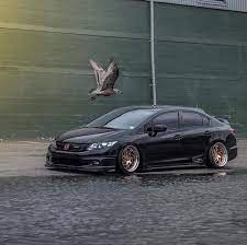 Hey, we aren't here to tell you what you should do with your modified honda civic, we're just here to help make it possible. Black Honda Civic Rebirth Sports Modified Cars Facebook