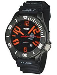 amazon co uk diving sports watch store watches tauchmeister professional diver watch swiss movt 200m screwed crown t0237