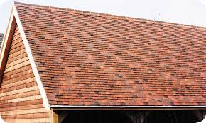 heritage clay roof tiles outbuilding roof