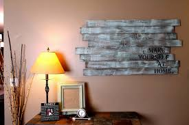 on cool wall art ideas with cool reclaimed wood wall art ideas
