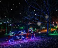 spectacular lighting. Cornelia Christmas Light Spectacular Now Open Lighting H