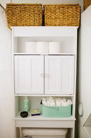 Over The Toilet Bathroom Shelves 17 Brilliant Over The Toilet Storage Ideas