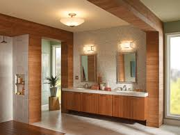 Crescent View In Linear Bath Light In Brushed Nickel - Kichler bathroom lights