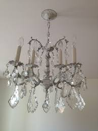 a new to us chandelier to tie in with