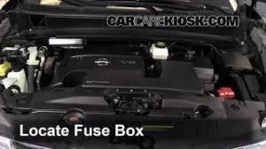 interior fuse box location 2013 2016 nissan pathfinder 2013 blown fuse check 2013 2016 nissan pathfinder