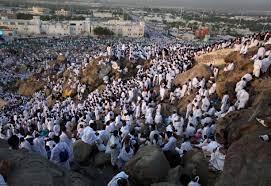 على صعيد عرفات: قرابة المليونين من حجاج بيت الله الحرام يؤدون ركن الحج  الأعظم