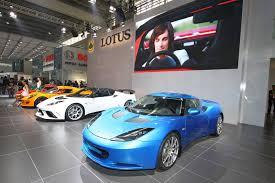 Lotus Evora GTE China Edition in Beijing
