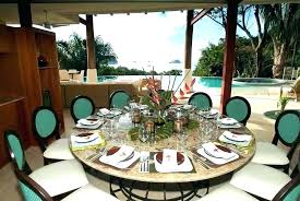 large round dining table decoration large round dining room table seats big tables seat glass large large round dining table