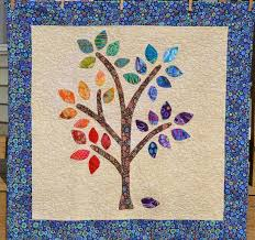 Tree Quilt Patterns Inspiration Happee Tree Quilt Pattern PDF Applique The Easy Way PDF Quilts