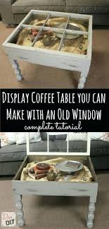 old window coffee table this old window coffee table diy is easy to make and is old window coffee table