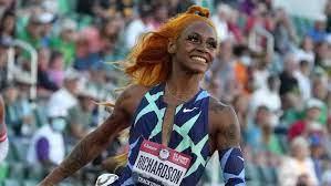 Sha'Carri Richardson, Olympics examples ...