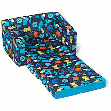 Simple Fold Out Couch For Kids And Creativity Design