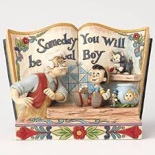 Image result for pinocchio story book
