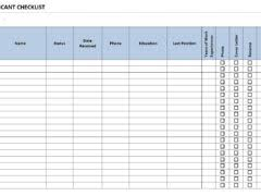 Sample Checklist In Word Checklist Archives Freewordtemplates Net