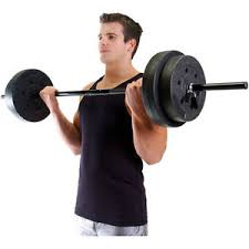 image is loading curl bar set at home workout equipment with