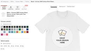 Creat A Shirt 6 Things You Didnt Know The Printful Mockup Generator Could Do