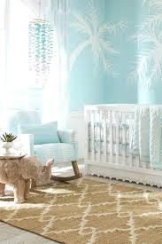 coastal crib bedding chic organic nursery set home decor carousel designs