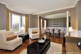 How To Decorate A Living Room And Dining Room Combination Painting
