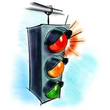 Traffic Light Brain Teaser Bump It Up Walls And Stop Light Self Assessments For Paths