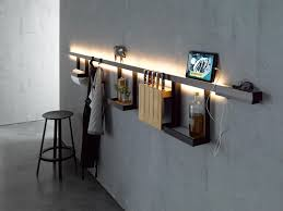 Light Rail Lighting Light Rail With Glass Shelf Gera Light System 6 General