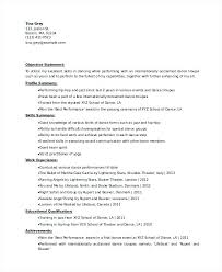 dance resume examples. Dancer Resume Template 6 Free Word Documents Dance Teacher Download