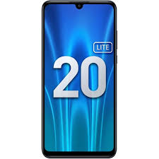 Купить <b>Смартфон Honor 20 Lite</b> 4+128GB Midnight Black (MAR ...
