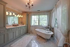 clawfoot tub bathroom designs. Modren Tub Traditional Master Bathroom With Cast Iron Clawfoot Tub And Carrara Marble  Counter Throughout Clawfoot Tub Bathroom Designs O