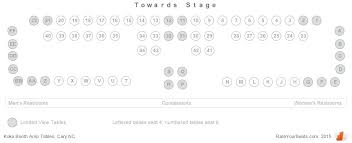 Crescent Ballroom Seating Chart Crescent Seating Rounds Style Seating Yerlz Info