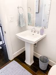With millions of unique furniture, décor, and housewares options, we'll help you find the perfect solution for your style and your home. Powder Bathroom Refresh
