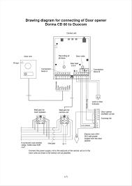 genie garage door opener sensor wiring diagram luxury wiring diagram for a chamberlain garage door opener