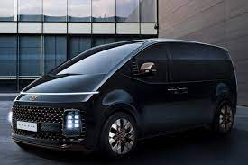 This is the 2022 Hyundai Staria/Starex - Auto News