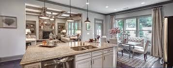 Two Ryland Homes Atlanta Models Recognized For Best Interior - Model homes interior design